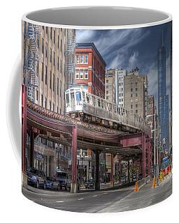 0489 Wabash Avenue Chicago Coffee Mug