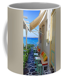 0560 Mykonos Greece Coffee Mug