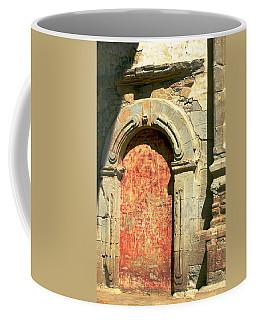 0584 San Juan Capistrano Mission Coffee Mug