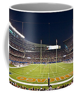 0587 Soldier Field Chicago Coffee Mug