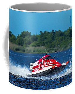 06 B Boat Port Neches Coffee Mug
