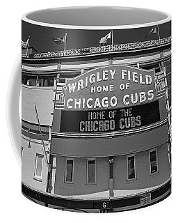 0600 Wrigley Field Coffee Mug