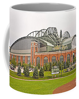0622 Milwaukee's Miller Park Coffee Mug