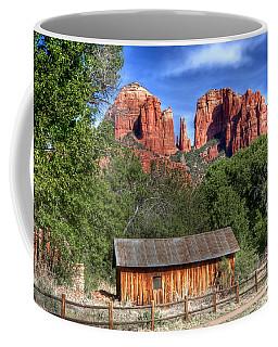 0682 Red Rock Crossing - Sedona Arizona Coffee Mug