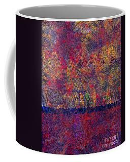 0799 Abstract Thought Coffee Mug
