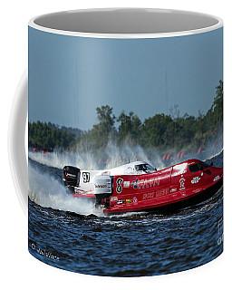 08 A Boat Port Neches Coffee Mug