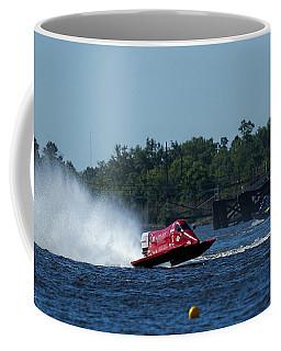 08 B Boat Port Neches Riverfest Coffee Mug