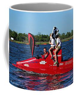 08 E Boat Port Neches Riverfest Coffee Mug