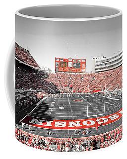 0813 Camp Randall Stadium Panorama Coffee Mug