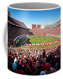0814 Camp Randall Stadium Coffee Mug