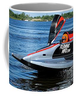 09 A Boat Port Neches Riverfest Coffee Mug