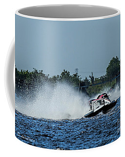 09 C Boat Port Neches Riverfest Coffee Mug