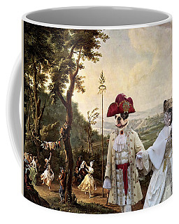 French Bulldog Art Canvas Print Coffee Mug