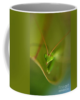 Praying Manta Coffee Mug