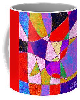 0269 Abstract Thought Coffee Mug