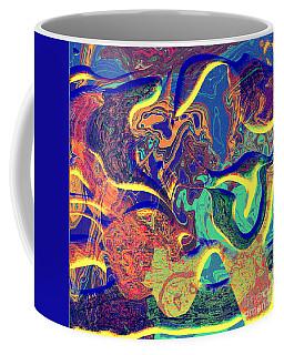 0627 Abstract Thought Coffee Mug