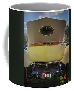 1922 Isotta-fraschini Coffee Mug
