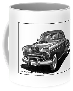 1950 Oldsmobile Rocket 88 Coffee Mug