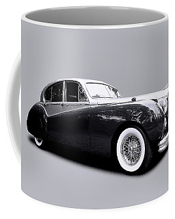 1953 Jaguar Mk Vii  Coffee Mug