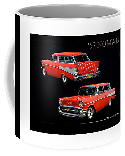 1957 Chevrolet Nomad Coffee Mug