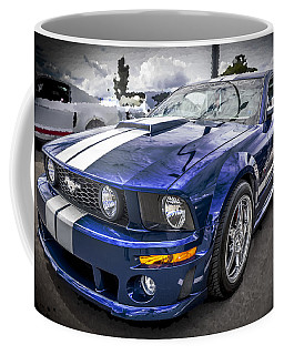 2008 Ford Shelby Mustang With The Roush Stage 2 Package Coffee Mug