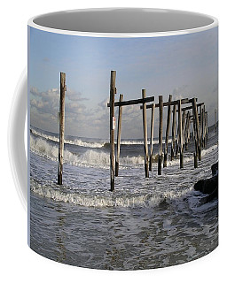 59th St. Pier Coffee Mug