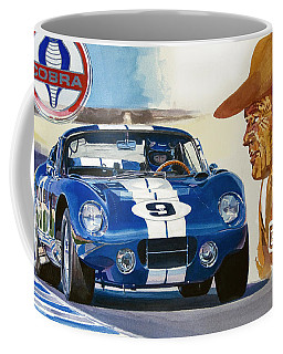 64 Cobra Daytona Coupe Coffee Mug