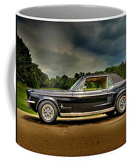 67 Mustang Coffee Mug