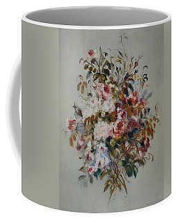A Bouquet Of Roses Coffee Mug