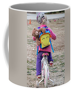 A Child's Adventure Coffee Mug by Suzanne Oesterling