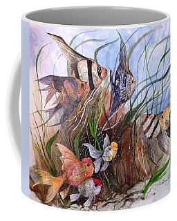 A Fishy Tale Coffee Mug
