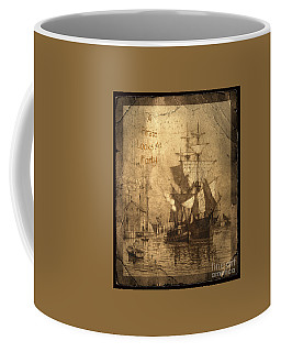 A Pirate Looks At Forty Coffee Mug