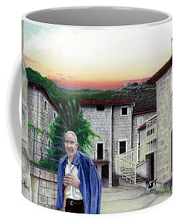 A Walk With Dante Coffee Mug