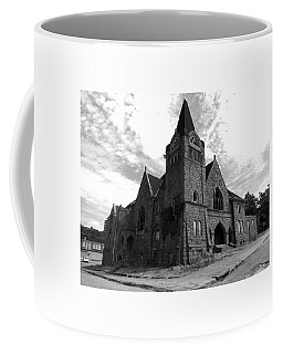 Abandoned Baptist Church  Coffee Mug