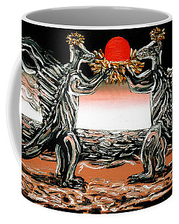 Abiogenic Memetics  Coffee Mug