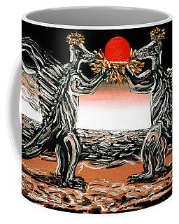 Abiogenic Memetics  Coffee Mug