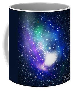 Abstract Galaxy Coffee Mug