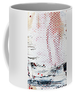Abstract Original Artwork One Hundred Phoenixes Untitled Number Ten Coffee Mug