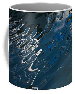 Abstract Reflection Coffee Mug