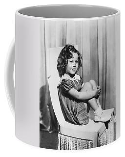 Actress Shirley Temple Coffee Mug