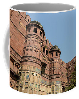Agra Fort In India Coffee Mug