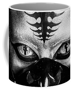 Coffee Mug featuring the photograph Alien by Angelique Olin