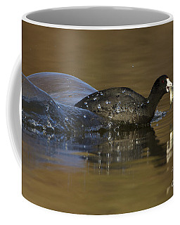 Coffee Mug featuring the photograph All Mine by Bryan Keil