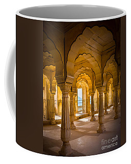 Amber Fort Arches Coffee Mug