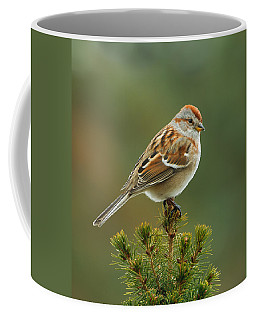American Tree Sparrow Coffee Mug
