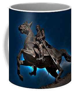 Andrew Jackson Coffee Mug by Ron White