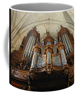 Angers Cathedral Organ Coffee Mug