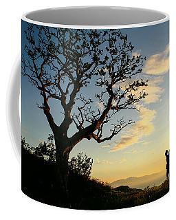 Approaching Summit Coffee Mug