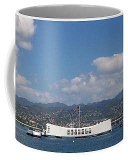 Arizona Memorial  Coffee Mug