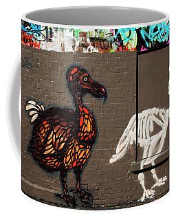 Artistic Graffiti On The U2 Wall Coffee Mug